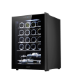 Vinoteca 20 botellas GRANDSOMMELIER 20000 BLACK COMPRESSOR