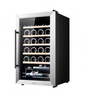 Vinoteca 24 botellas GRANDSOMMELIER 24000 INOX COMPRESSOR