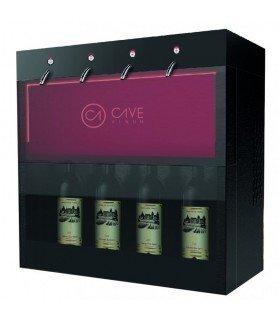 Dispensador y preservador de vino VDP-401