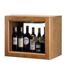 Vinoteca madera 20 botellas PRIVILEGE