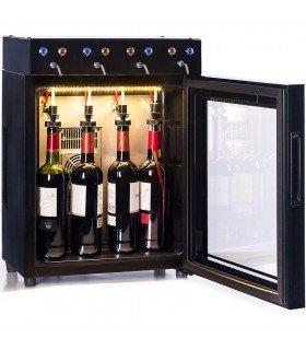 Dispensador de vino 4 botellas VH04N